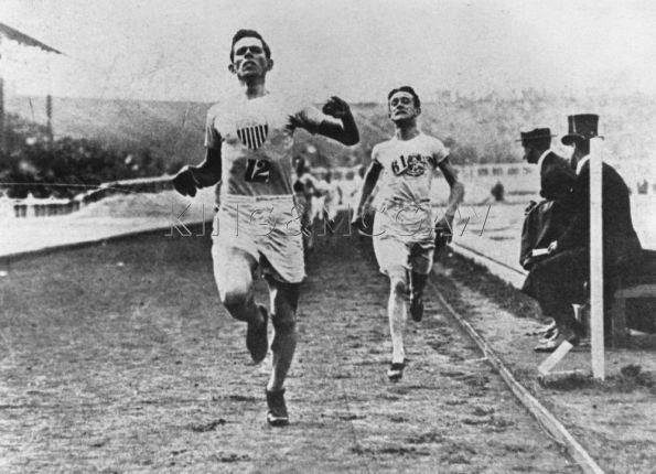 1908 Olympics in London / 1500m